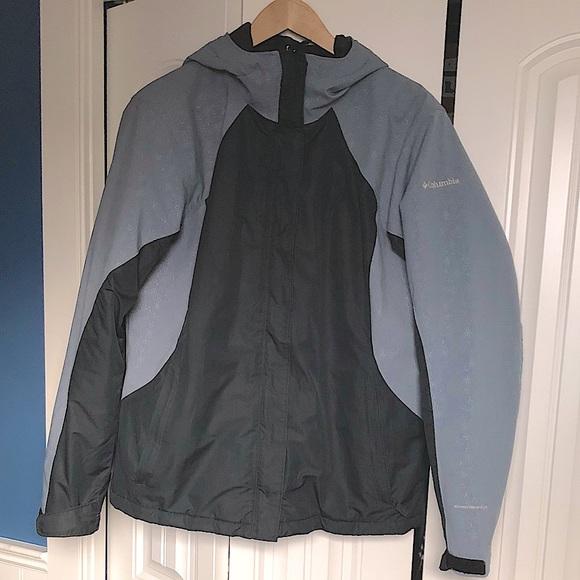 Women's Columbia Winter Jacket Sz Large